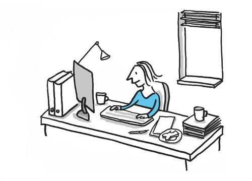Thuiswerk online inspecteurs en prospecteurs - geen verkoop